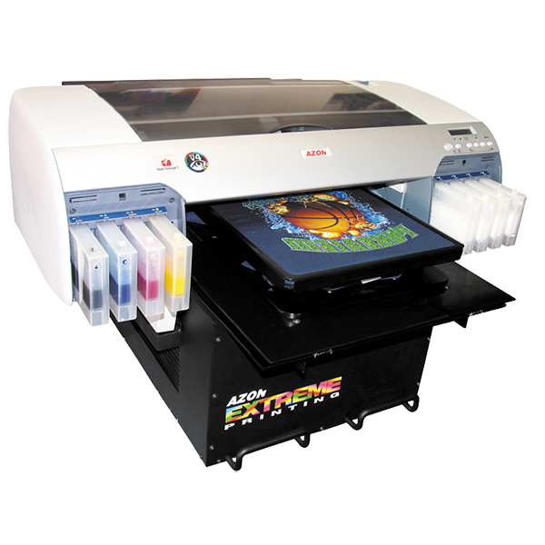 DTG Direktdrucker | Textilien bedrucken