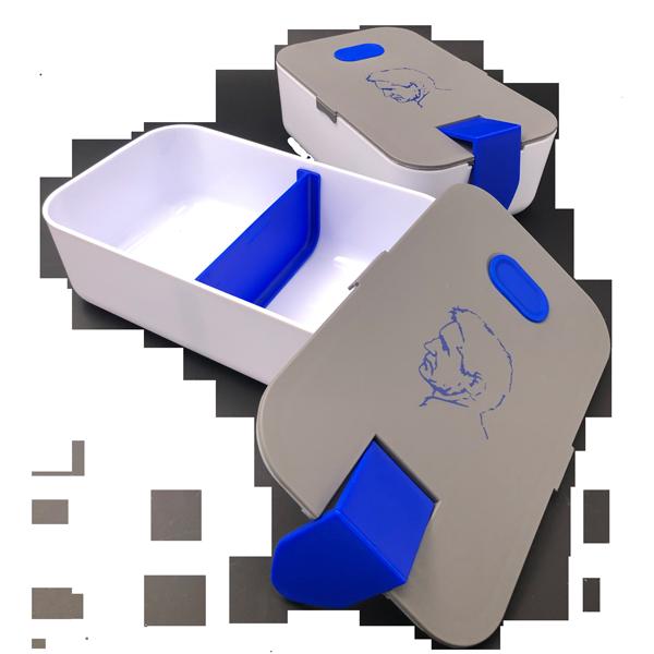 Brotzeitbox mit Logo